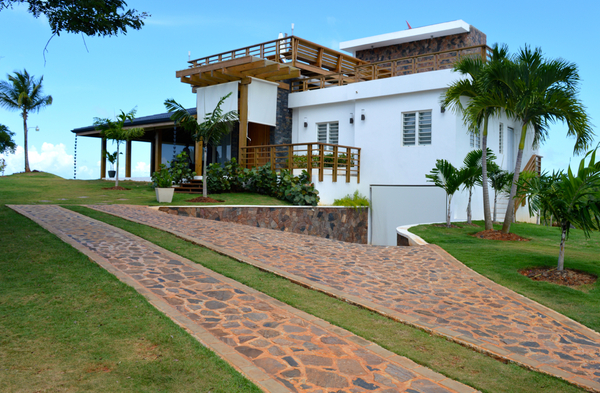 House in Cosón, Dominican Republic