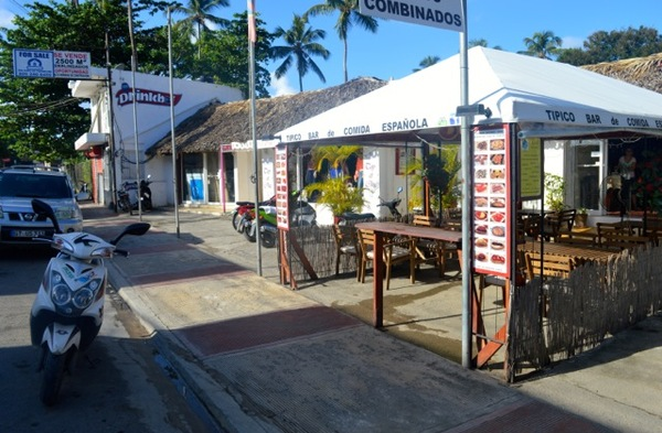 Commercial in Las Terrenas, Dominican Republic