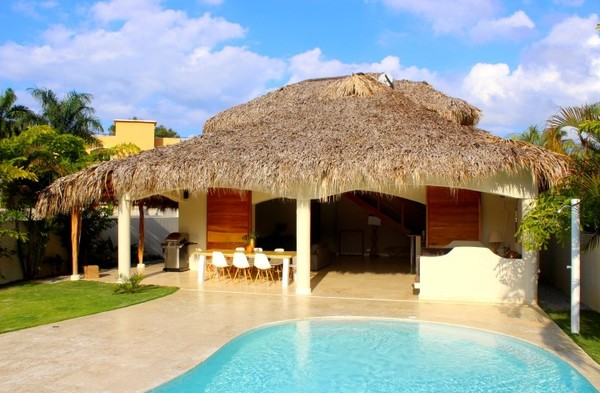 House in Las Ballenas, Dominican Republic