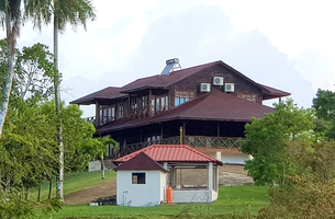 House in Espaillat Province, Dominican Republic